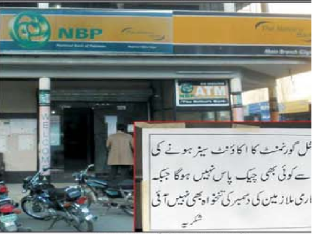 Notice by National Bank1