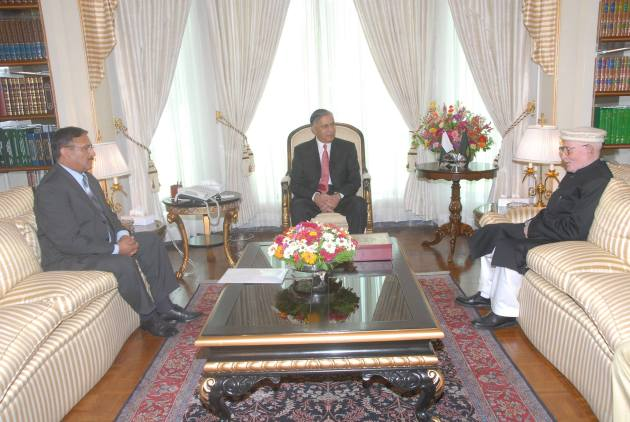 Alijah in Discussion with Prime Minister
